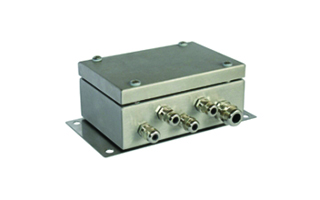 Scaime ALCJB-X4/D4 Stainless Steel 4 Input Junction Box