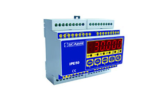 Scaime IPE50 DIN 4 Channel Din Rail Mounted Indicator