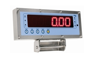 Scaime IPE50 XLR Large Display Indicator