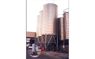 Silo and Hopper Weighing Over View